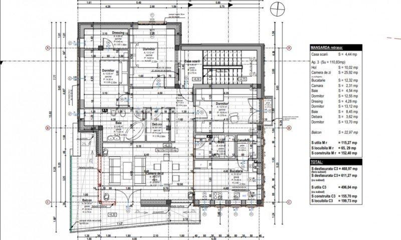 Vila moderna de inchiriat, 496 SU, ideal spatii birouri, Gruia