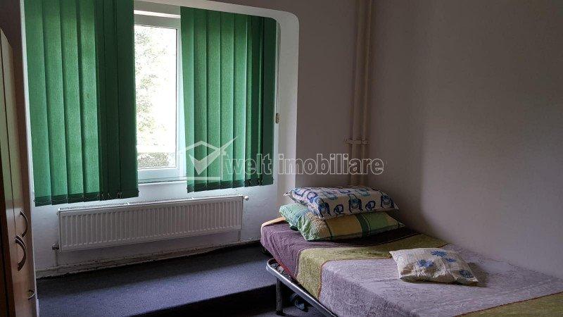 Inchiriere apartament cu o camera, cartier Zorilor, etaj 1, zona acces rapid
