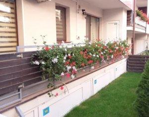 Apartament de vanzare 3 camere, 2 gradini, Buna Ziua, finisaje moderne, parcare