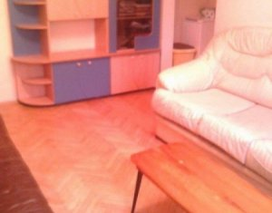 Apartament 3 camere, etaj intermediar, zona Big, cartierul Manastur