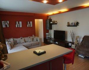 Apartament de vanzare, 3 camere, 70 mp, etaj intermediar, Gheorgheni