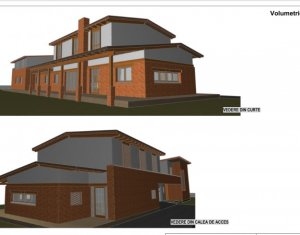 Teren cu proiect duplex 1155mp, Manastur