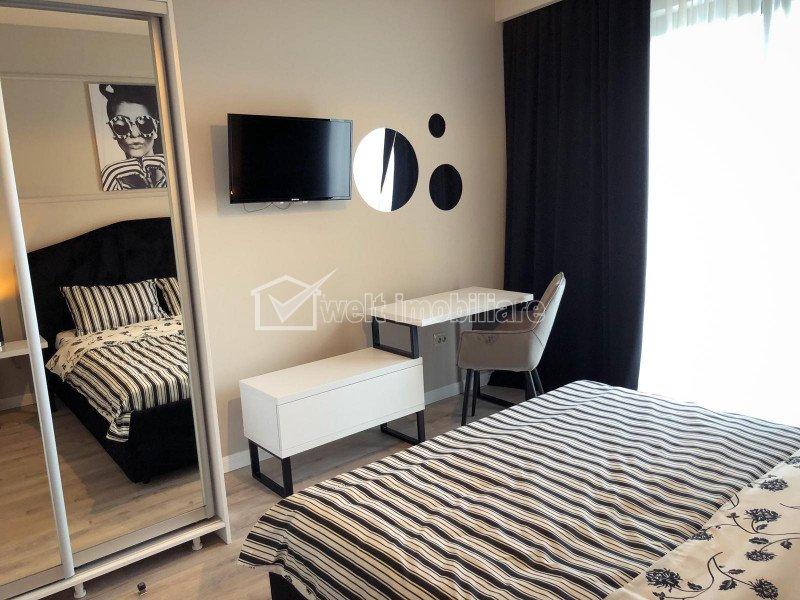 Apartament de lux, prima inchiriere, 2 camere, semidecomandat, confort 1, Centru