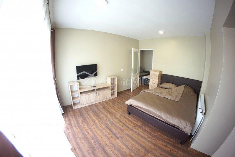 Apartament 2 camere, cu garaj, la prima inchiriere, zona Calea Turzii - OMV
