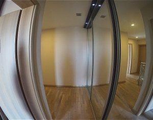 Apartament pe doua nivele cu curte proprie, Manastur