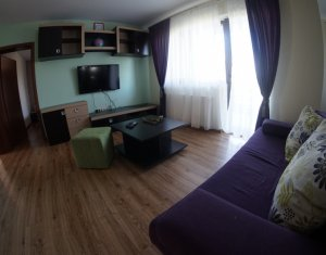 Inchiriere apartament 4 camere, 100 mp, curte, mobilat si utilat, Manastur
