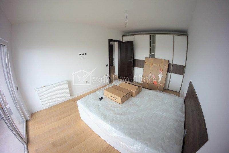 Apartament de vanzare, 2 camere, 57mp, etaj intermediar, loc de parcare, Marasti