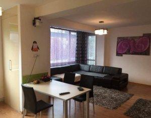 Inchiriere apartament 3 camere, modern, parcare, Gheogheni