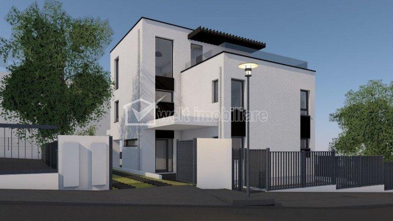 Id p18740 casa 4 camere de vanzare europa cluj napoca for Casa ultramoderna