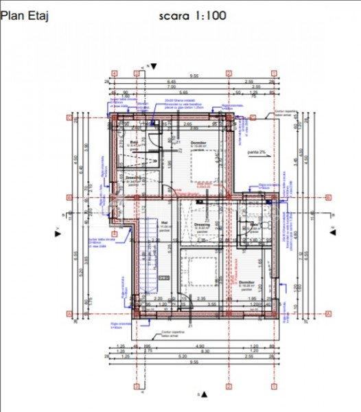 Vila ultramoderna intr-un complex de case 211 SU, 353 teren, Europa