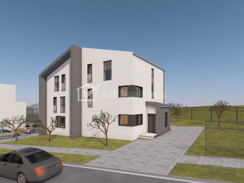 Id p18747 casa 5 camere de vanzare europa cluj napoca for Casa ultramoderna