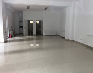 Commercial space for rent in Cluj Napoca, zone Borhanci