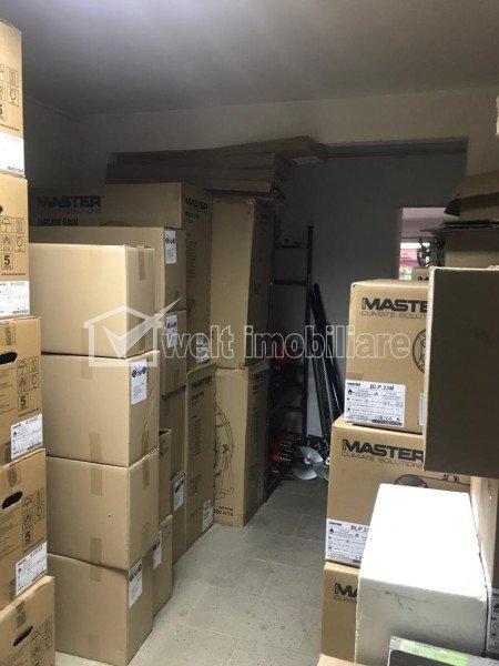 Spatiu comercial 74 mp, cartierul Marasti