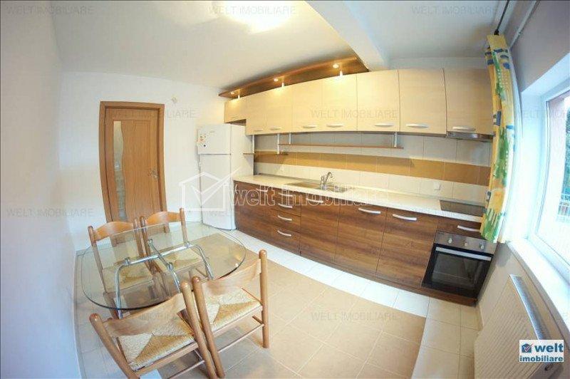 Inchiriere apartament 3 camere in zona UMF, ideal pentru studentii la UMF