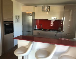 Apartament 3 camere, mobilat, 71 mp, zona Somesului