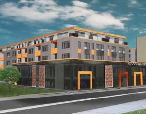 Commercial space for sale in Cluj Napoca, zone Plopilor