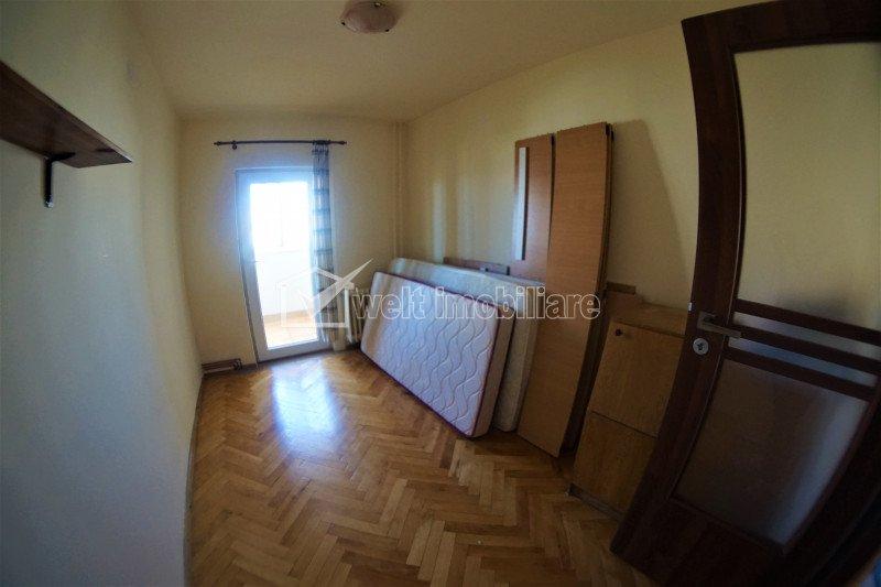 Exclusivitate 0% comision, apartament 3 camere, decomandat, etaj 2/8, Zorilor