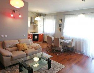 Apartament 2 camere semidecomandat 60 mp, etal intermediar, zona Zorilor