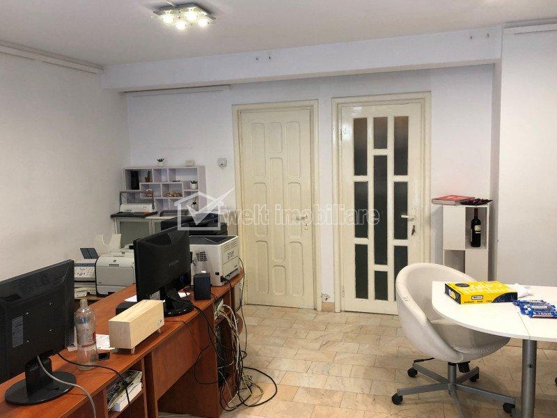 Spatiu birou de vanzare, 41mp utili cu parcare, zona semicentrala