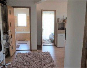 Apartament ultrafinisat, 51 mp, balcon de 13 mp,  Baciu