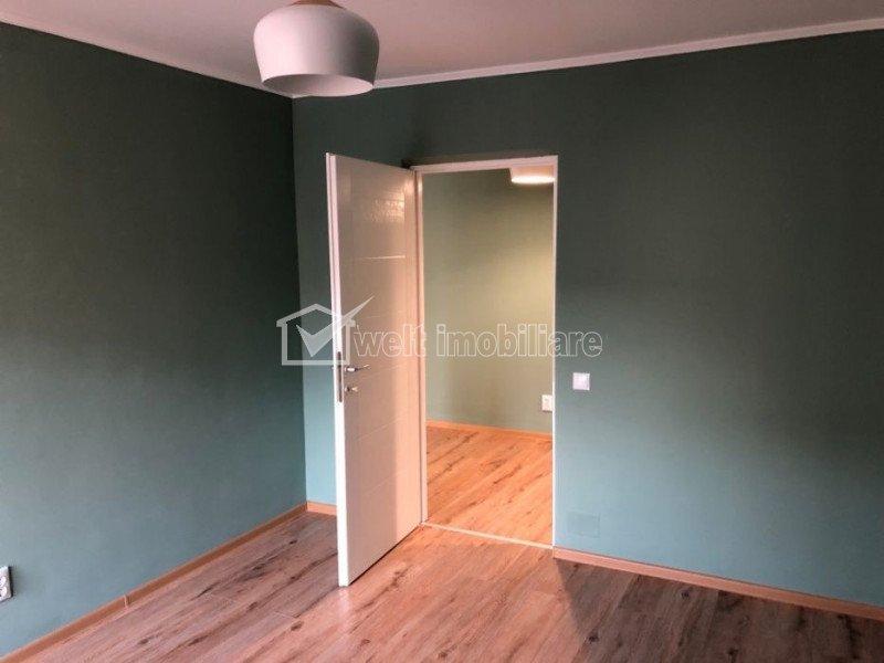 Apartament 2 camere, nou, finisat, etaj 2/3, zona Eroilor