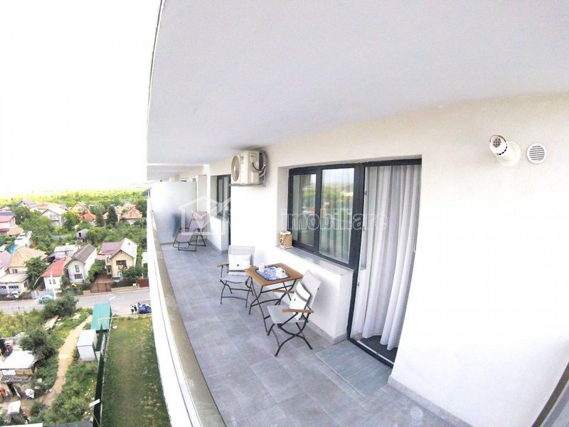 Inchiriere apartament 3 camere, lux, garaj, terasa, Leroy Merlin Marasti