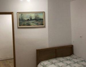 Apartament de inchiriat la casa, 2 camere semidecomandate, zona Hasdeu