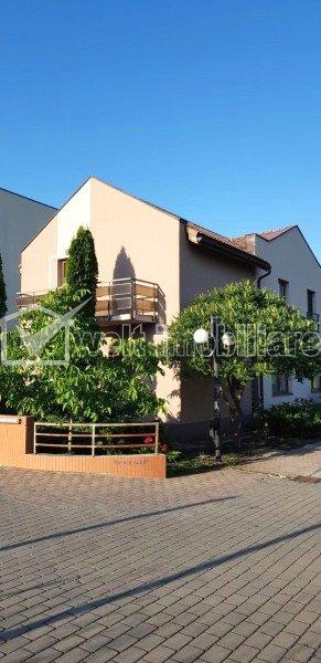 Casa insiruita de inchiriat, 105mp, finisata, in cartierul Buna Ziua