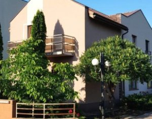 Casa insiruita de inchiriere 105mp, finisata, in cartierul Buna Ziua