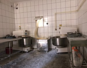 Vanzare cladire autorizata panificatie 700mp, in Marasti, teren 650mp