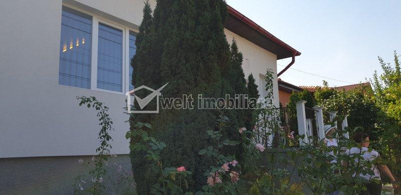 Casa locuibila, Andrei Muresanu, 110 mp util si 500 mp teren, front 15 m