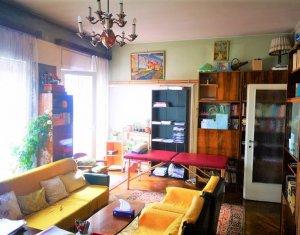 Apartement interbelic superb, tavan inalt, bicardinal E-V, oferta rara!