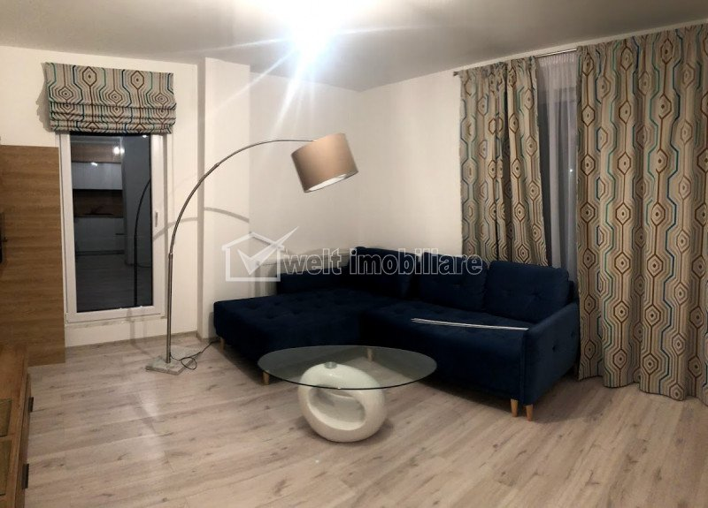Inchiriere apartament de 2 camere, finisat lux, garaj, cartierul Europa