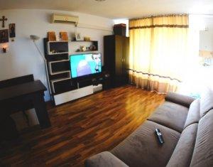 Apartament  luminos, orientat spre Sud - Vest, cartierul Manastur