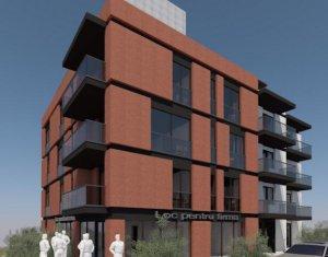 Apartament de vanzare in bloc nou, Andrei Muresanu, 3 camere decomandate, 69 mp