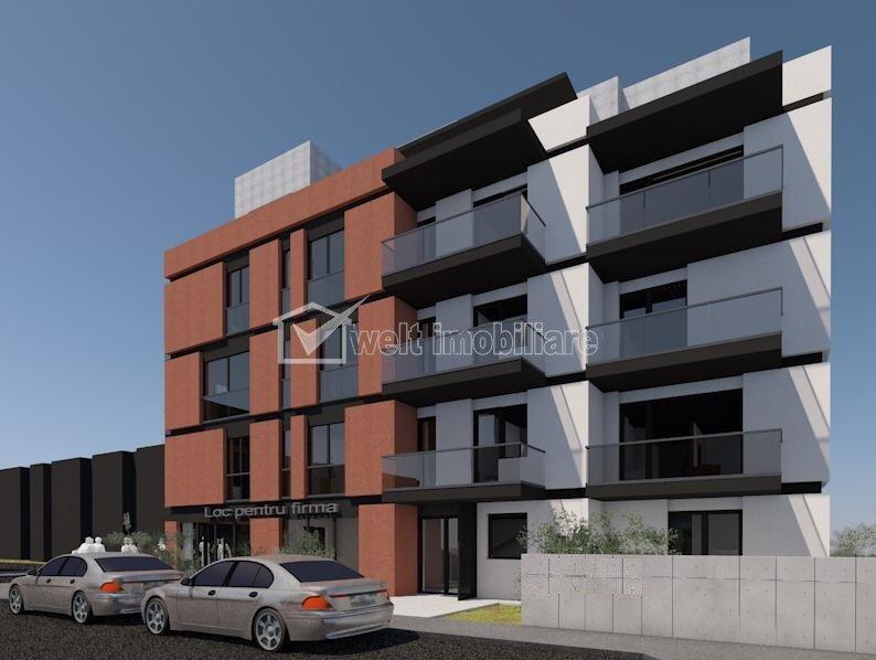 Apartament in bloc nou, 3 camere decomandate, 69 mp, Andrei Muresanu