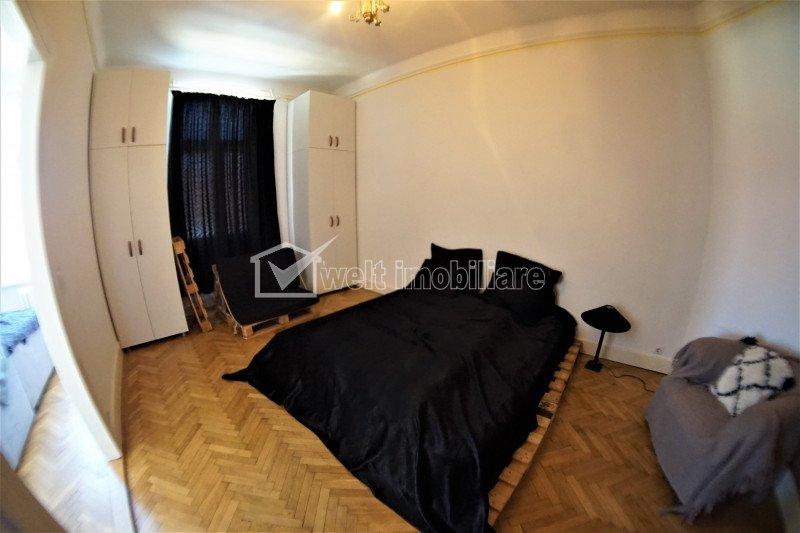 Apartament de 2 camere, foarte cochet, 73 mp, Centru