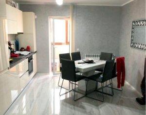 Vanzare apartament cu 2 camere, ultrafinisat, Floresti, strada Eroilor
