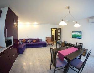 Inchiriere Apartament 2 camere, in zona centrala - NTT Data, parcare subterana