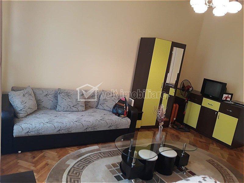 Apartament cu o camera decomandata, strada Memorandumului, investitie