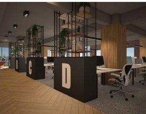 Spatiu birou 275, in cladire birouri, Marasti