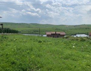 Vanzare teren Chinteni, zona lacului - Aquapark,  750 mp, panorama