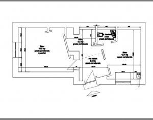 Lakás 2 szobák eladó on Cluj-napoca, Zóna Centru