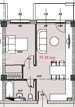 Apartamente de 2, 3 si 4 camere, proiect nou, Calea Baciului
