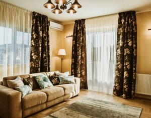 Apartament exclusivist, 3 camere, terasa deosebita, parcare, cartier Gheorgheni