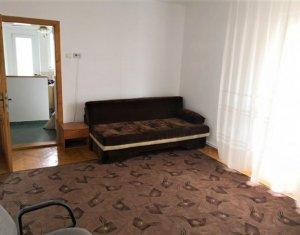 Apartament 2 camere, decomandat, mobilat si utilat, zona semicentrala