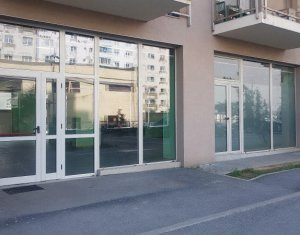 Spatiu comercial de vanzare  Manastur 305 m2 , open space