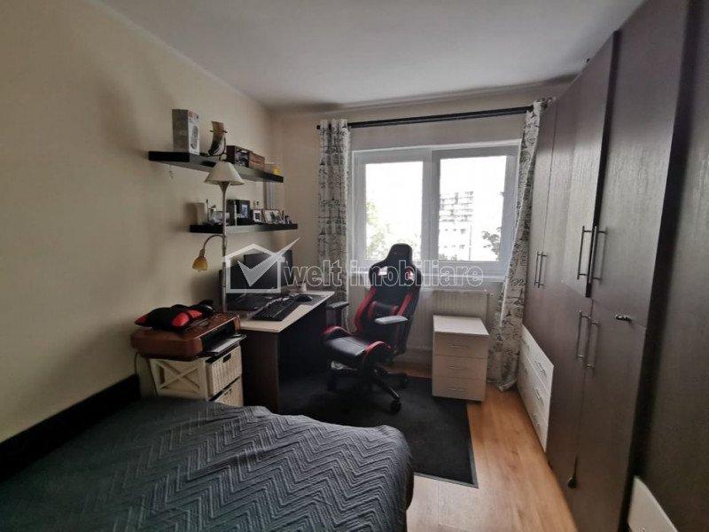 Apartament 3 camere, decomandat, Manastur, str Mehedinti