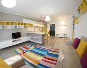 Apartament de lux cu 3 camere, loc de parcare - Dorobantilor Residence