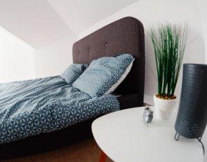 Apartament la casa, 4 camere cu bai proprii, zona Dambul Rotund